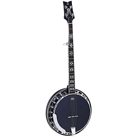 Bluegrass Banjo Ortega OBJ450-SBK
