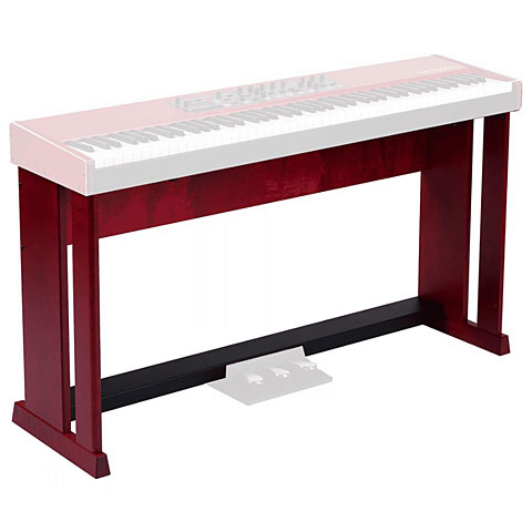 Accesorios para piano Clavia Nord Wood Keyboard Stand V3