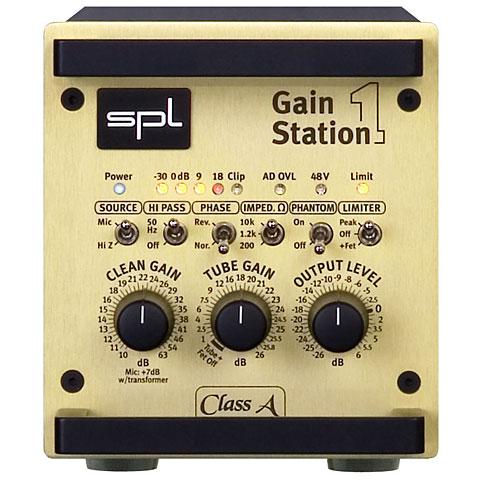 Microfoon preamp SPL GainStation 1