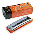 Richter-harmonica C.A. Seydel Söhne Session Steel - PowerDraw Tuning C