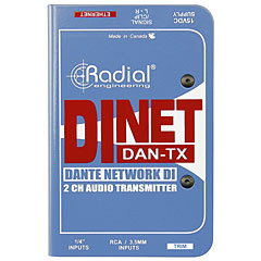 Radial DiNET DAN-TX « DI-Box