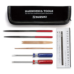 Suzuki Repair tool set for Harmonica « Herramientas viento