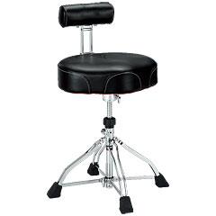 Tama 1st Chair HT741B Ergo-Rider Quartet with Backrest « Drum Throne