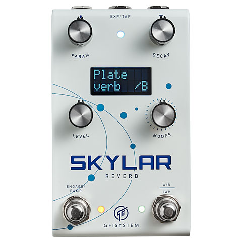 Effectpedaal Gitaar GFI System Skylar Reverb