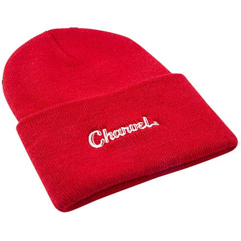 Mütze Charvel Logo Beanie Red