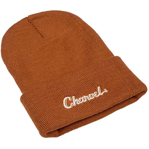Mütze Charvel Logo Beanie Orange