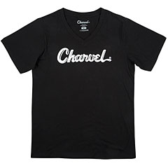 Charvel Toothpaste Logo Ladies T-Shirt, S « T-Shirt