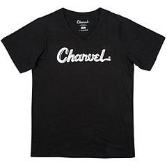Charvel Toothpaste Logo Ladies T-Shirt, M « T-Shirt