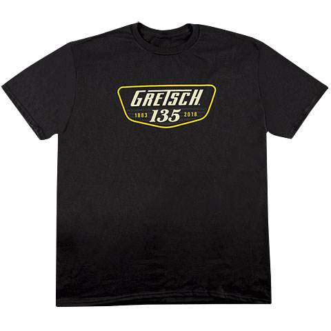 T-Shirt Gretsch Guitars 135th Anniversary T-Shirt
