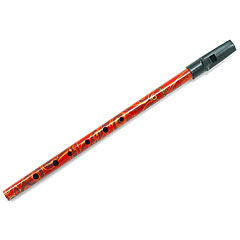 Generation Flageolet Boho D red « Tin Whistle