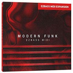 Toontrack Modern Funk EZbass MIDI « Softsynth