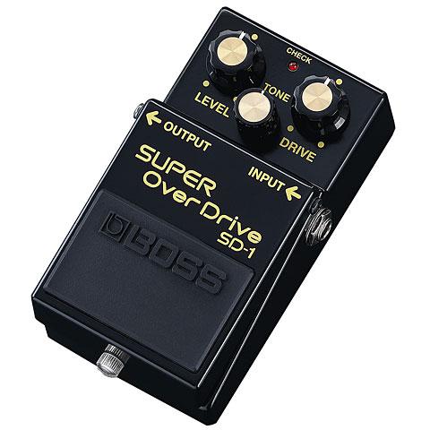 Effektgerät E-Gitarre Boss SD-1 -4A Super OverDrive 40th Anniversary