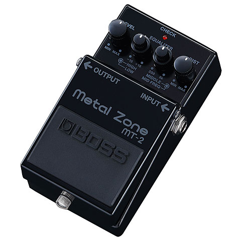 Effektgerät E-Gitarre Boss MT-2-3A Metal Zone 30th Anniversary