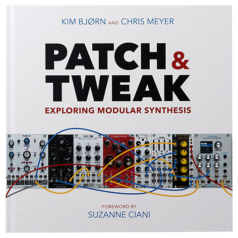 Guide Books Bjooks Patch & Tweak - Exploring Modular Synthesis