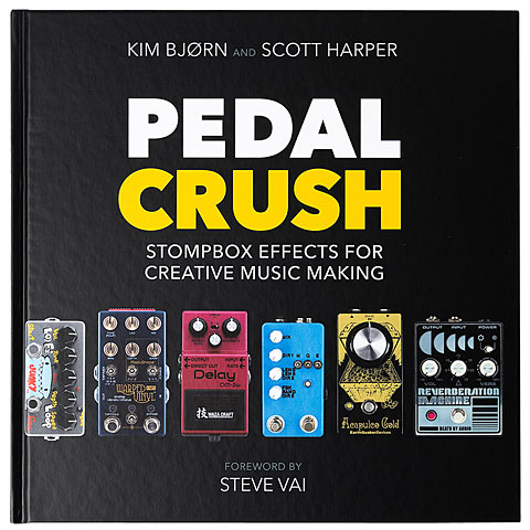 Ratgeber Bjooks Pedal Crush - Stompbox Effects For Creative Music Making