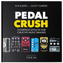 Bjooks Pedal Crush - Stompbox Effects For Creative Music Making