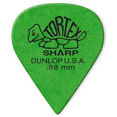 Dunlop Tortex Sharp 0,88 mm (12 pcs) « Plektrum