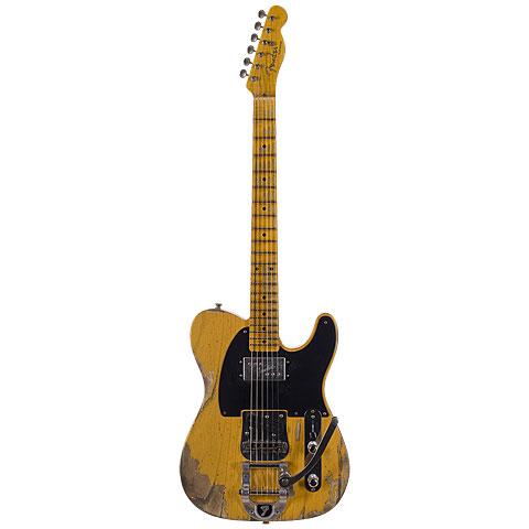 Fender Custom Shop Cunife Blackguard Tele « E-Gitarre