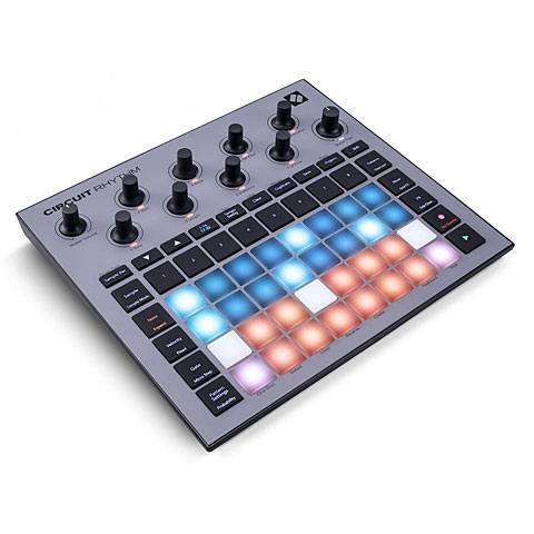 DJ Groovebox Novation Circuit Rhythm