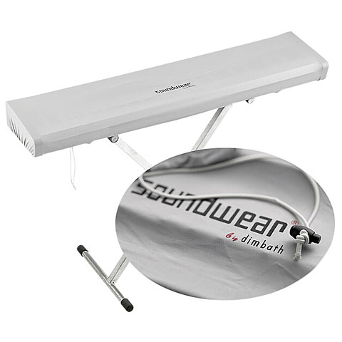 Protective Cover Soundwear Dust Cover Silver 102-125