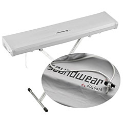 Soundwear Dust Cover Silver 102-125