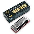 Richter-harmonica C.A. Seydel Söhne Blues Big Six Color C lava