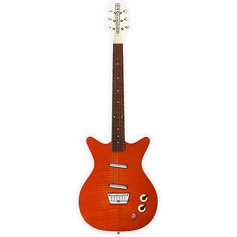 Danelectro 59 Divine FM « E-Gitarre