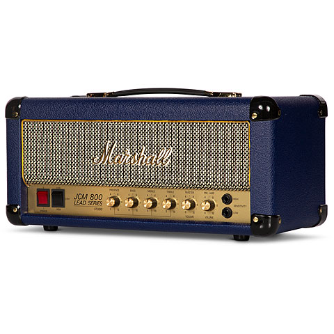 Topteil E-Gitarre Marshall Studio Classic SC20HD6 Navy Levant Special Edition