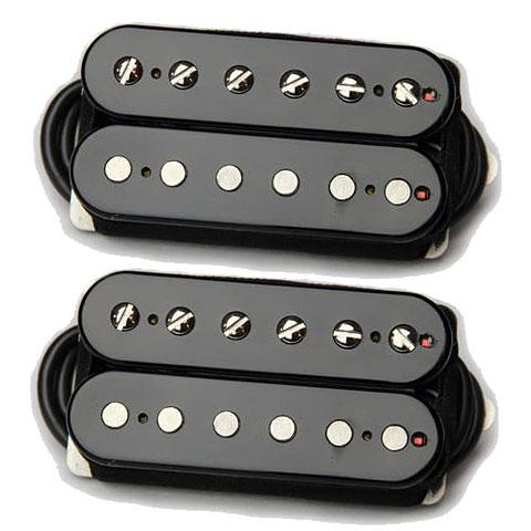 Micro guitare électrique Bare Knuckle Boot Camp Brute Force Set Black