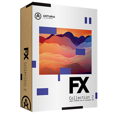 Softsynth Arturia FX Collection 2