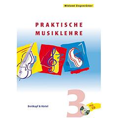 Breitkopf & Härtel Praktische Musiklehre Bd.3 « Muziektheorie