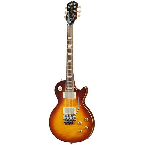 Epiphone Les Paul Standard Alex Lifeson Axess Outfit « E-Gitarre