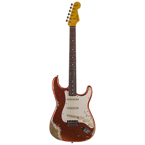 Fender Custom Shop 1959 Stratocaster Heavy Relic « E-Gitarre