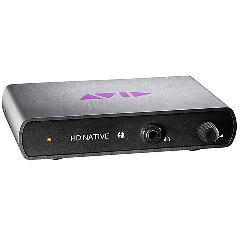 Audio Interface Avid Pro Tools HD Native
