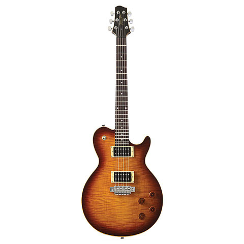 Line 6 Variax JTV-59E Tobacco Sunburst EB « E-Gitarre