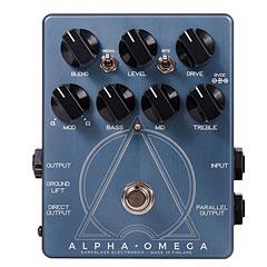 Darkglass Alpha Omega « Bass Guitar Effect
