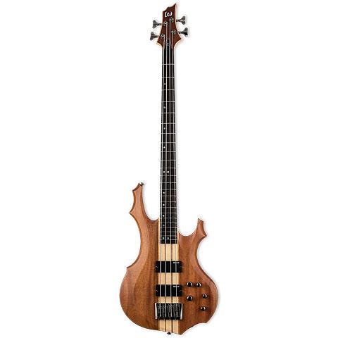 ESP LTD F-4E Mahogany NS « Electric Bass Guitar
