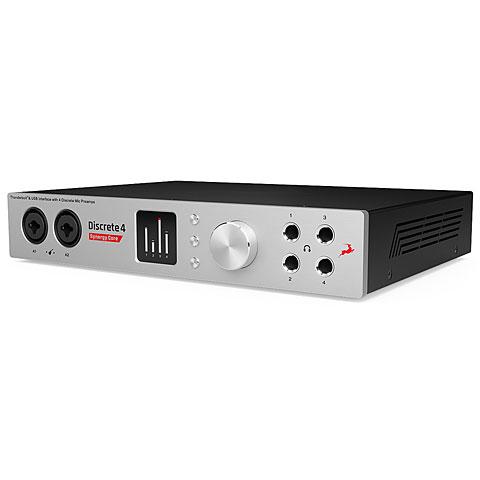 Carte son, Interface audio Antelope Discrete 4 Synergy Core