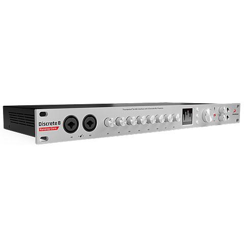 Carte son, Interface audio Antelope Discrete 8 Synergy Core
