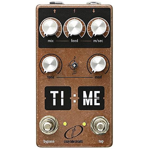 Effektgerät E-Gitarre Crazy Tube Circuits Time MK III
