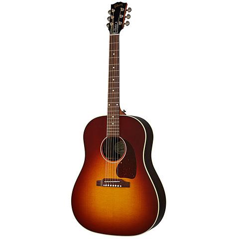 Guitarra acústica Gibson J-45 Studio Rosewood Burst