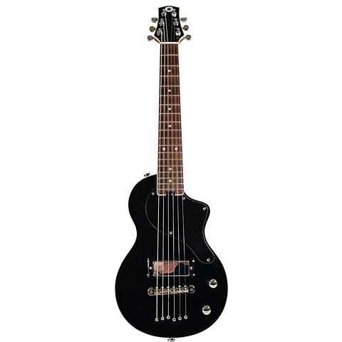 E-Gitarre Blackstar Carryl On Travel Guitar Black
