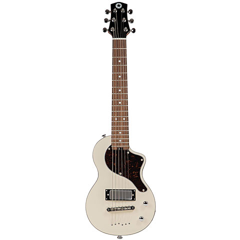 Electric Guitar Blackstar Carry  On Travel Guitar White