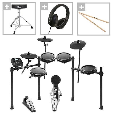 E-Drum Set Alesis Nitro Mesh Bundle