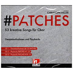 Helbling #Patches - 53 kreative Songs für Chor (CD-Paket) « CD