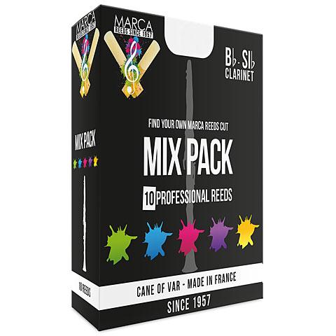 Blätter Marca Mix Pack Bb-Clarinet 2.5