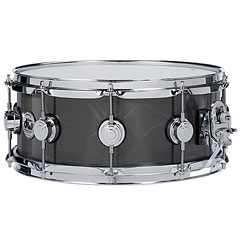 """DW Collector's Steel 14"""" x 6,5"""" Snare Drum « Snare Drum"""