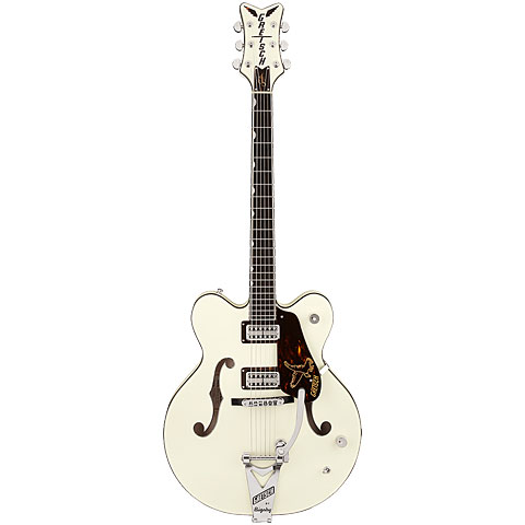 Gretsch Guitars G6636T Pro Richard Fortus Signature Falcon VWHT « E-Gitarre