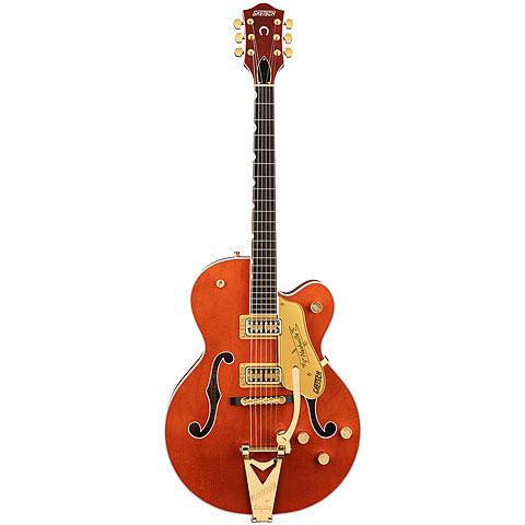 Gretsch Guitars G6120T Pro Player's Edition Nashville Orange Stain « E-Gitarre