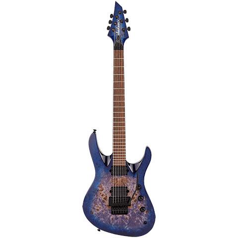 Jackson Chris Broderick Pro Soloist 6P TBL « E-Gitarre